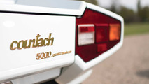 Gold-Plated Lamborghini Countach