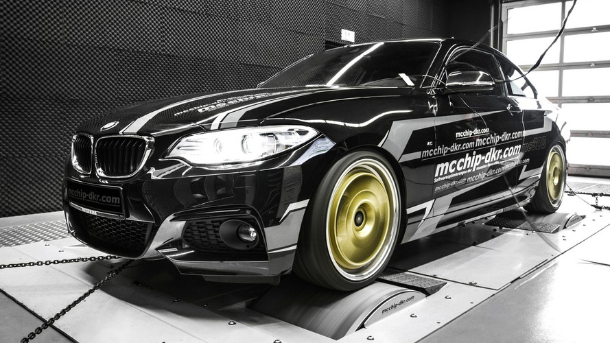 Tuner squeezes 320 hp from BMW 220i Coupe