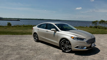 2017 Ford Fusion: First Drive CA