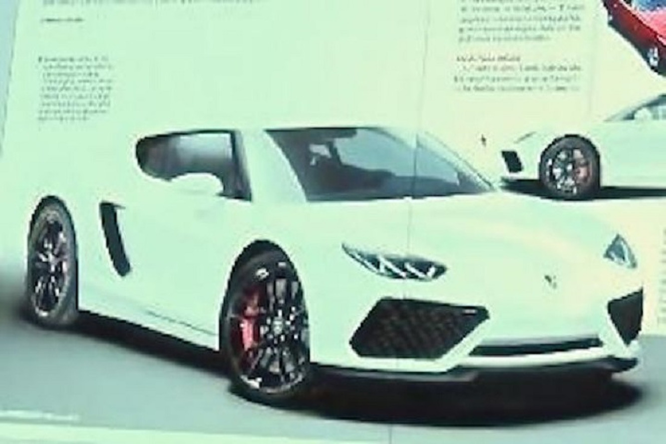 Are You the Lamborghini Asterion Hybrid?