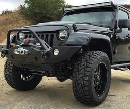 Xzibit Pimps His Own Ride, A Custom Jeep Wrangler