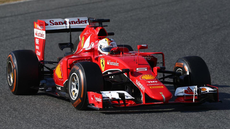 Ferrari 'on par' with Red Bull - Marchionne
