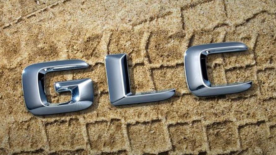 Mercedes-Benz GLC teased (kind of); debuts June 17