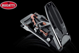 Bugatti Belt Buckle is $84,000 Worth of Stupid