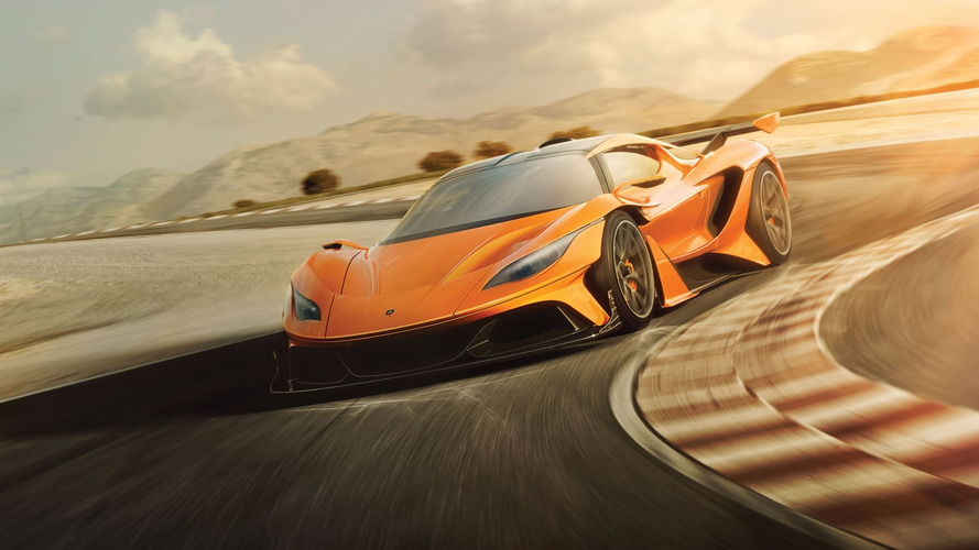Apollo, 360 km/sa hıza sahip süper otomobil için Scuderia Cameron Glickenhaus'la işbirliğine gidiyor