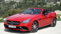 2017 Mercedes-AMG SLC43: First Drive