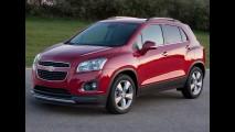 Chevrolet confirma três lançamentos inéditos para o Brasil neste ano