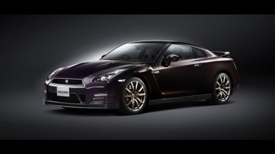 Nissan GT-R Special Edition é edição limitada de R$ 251 mil