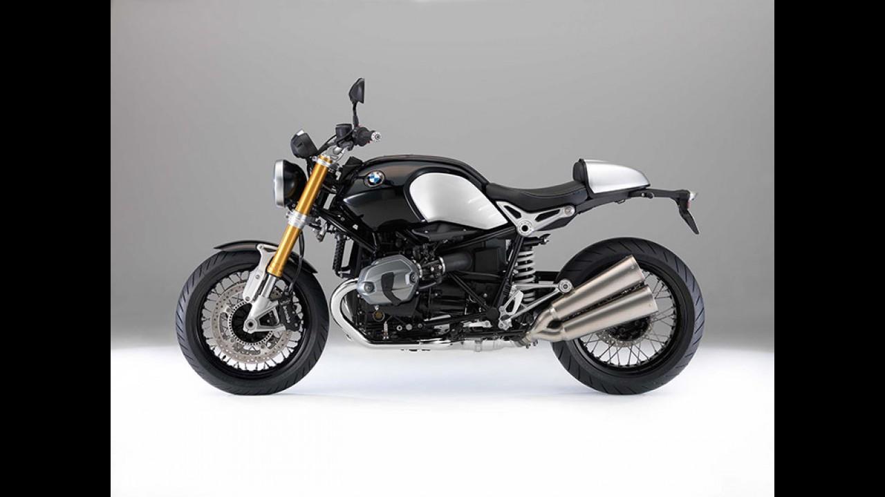 Naked ou Cafe Racer? BMW Nine T chega aqui no primeiro semestre