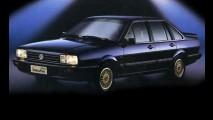 Carros para sempre: primeiro VW Santana injetado, EX era o nacional mais caro