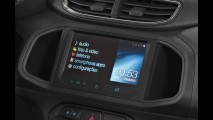 Novo Chevrolet Onix tem primeiras fotos oficiais divulgadas - Hatch terá sistema MyLink