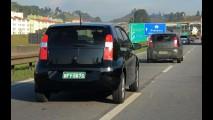 Flagra! Veja em detalhes o VW Up! nacional