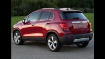 Chevrolet confirma o nome Tracker e lançamento na Argentina este ano