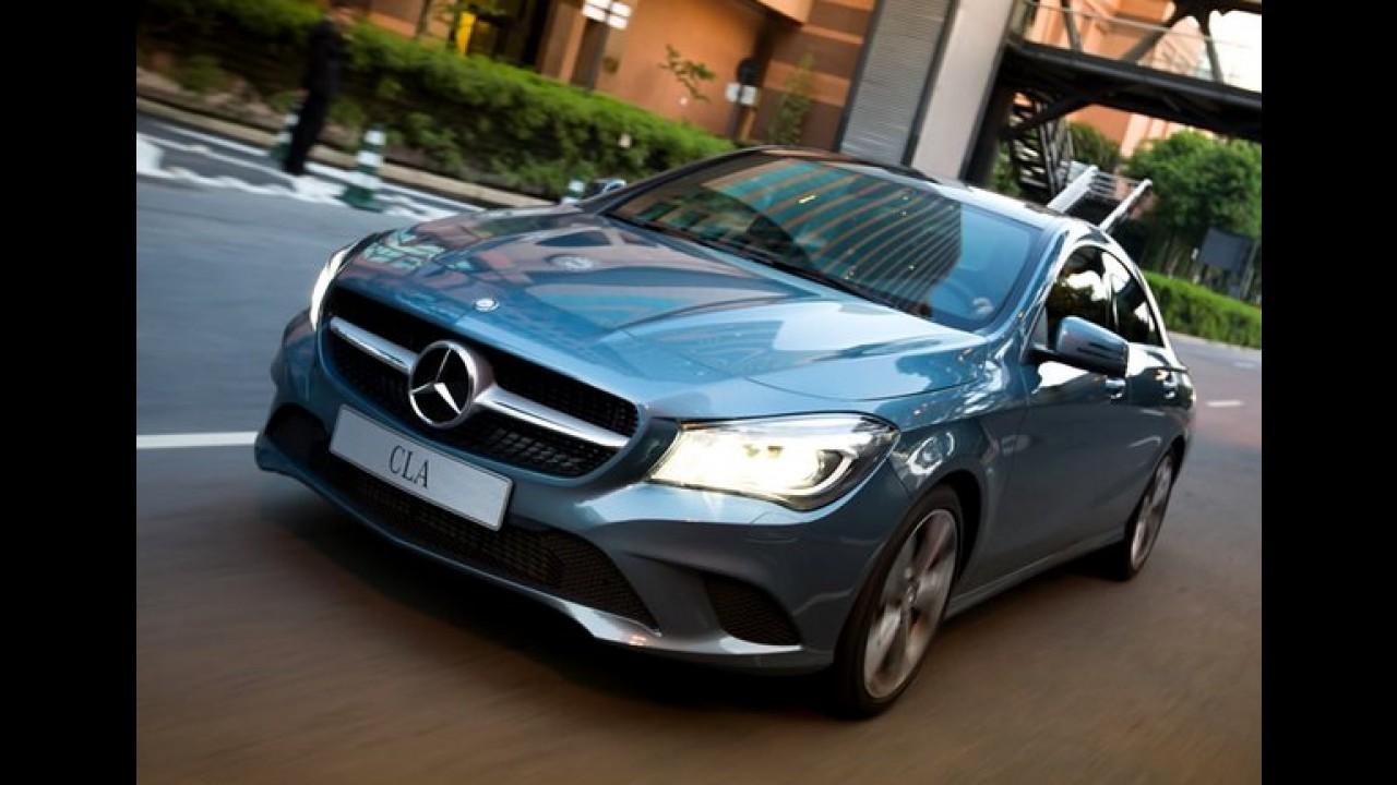 Oficial: Mercedes lança CLA First Edition no Brasil