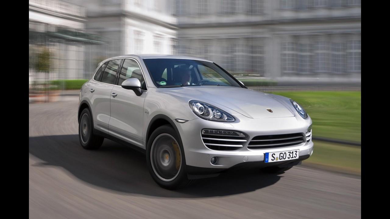 Porsche anuncia nova tabela de preços para o Brasil - Valores subiram em média 19%