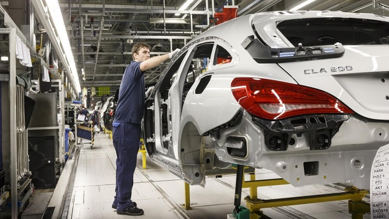 Mercedes CLA Shooting Brake começa a ser produzido nesta semana