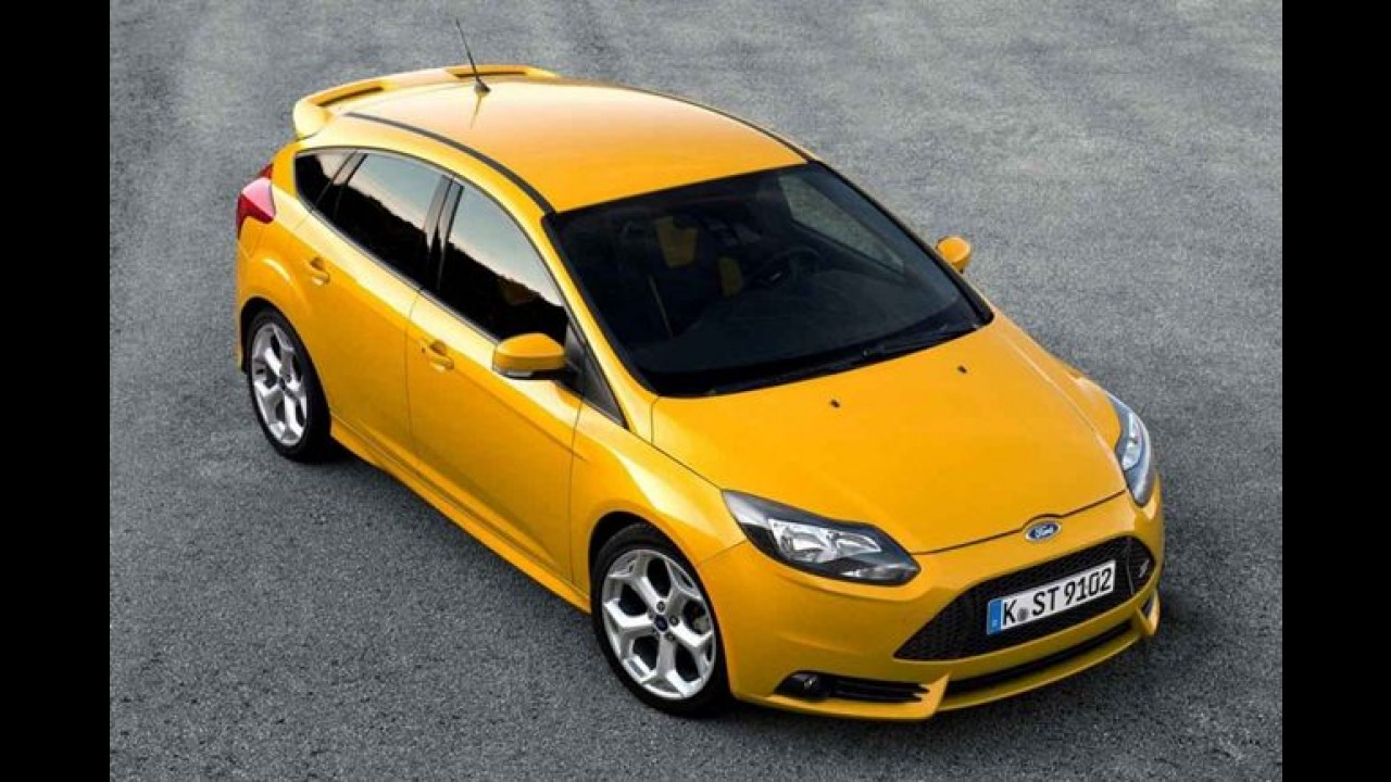 Ford Focus ST 2.0 EcoBoost tem consumo rodoviário de 13,6 km/litro
