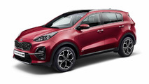 2019 Kia Sportage facelift