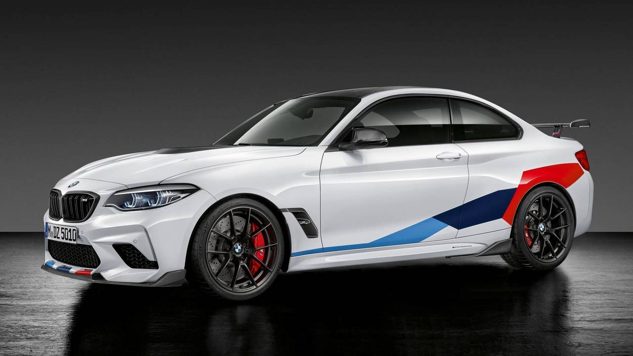 Make Your Bmw M2 Competition Even M Er With Performance Parts