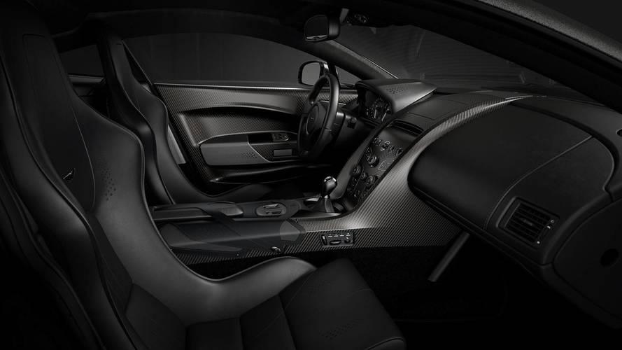 Nouveaux modèles / Aston Martin V12 Vantage V600 : inspirée d'un modèle de 1998