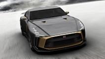 Nissan GTR-50 by Italdesign