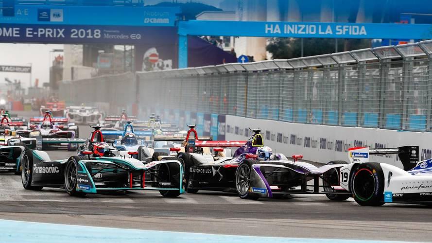Formula E ePrix Roma 2018