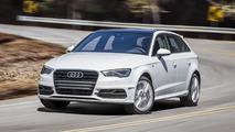 2016 Audi A3 TDI Sportback (US-spec)