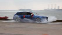 Audi RS6 Avant promo behind the scenes 04.10.2013
