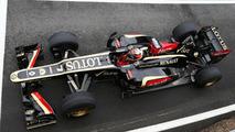 Kimi Raikkonen (FIN) Lotus F1 E21