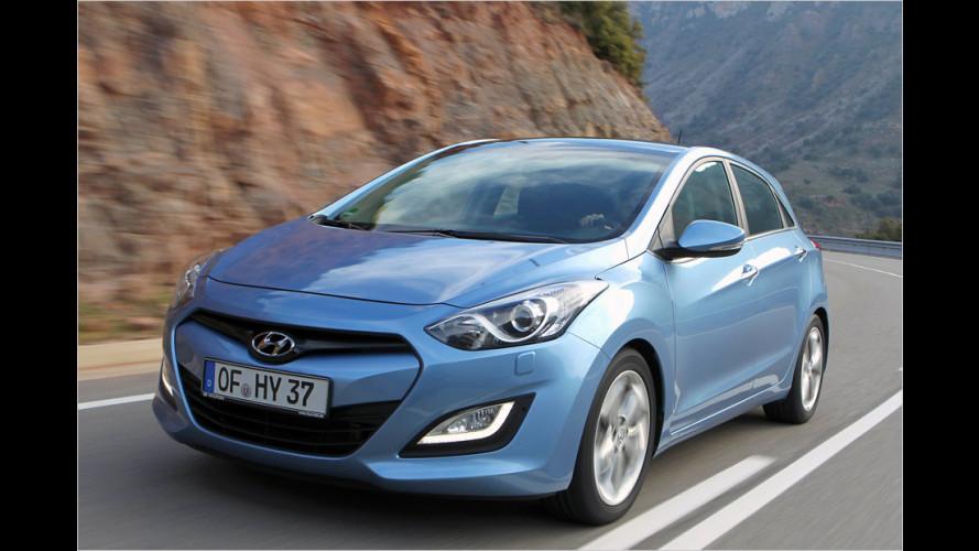 Neuer Hyundai i30: Das kostet er