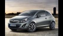 Jubiläumsmodelle von Opel