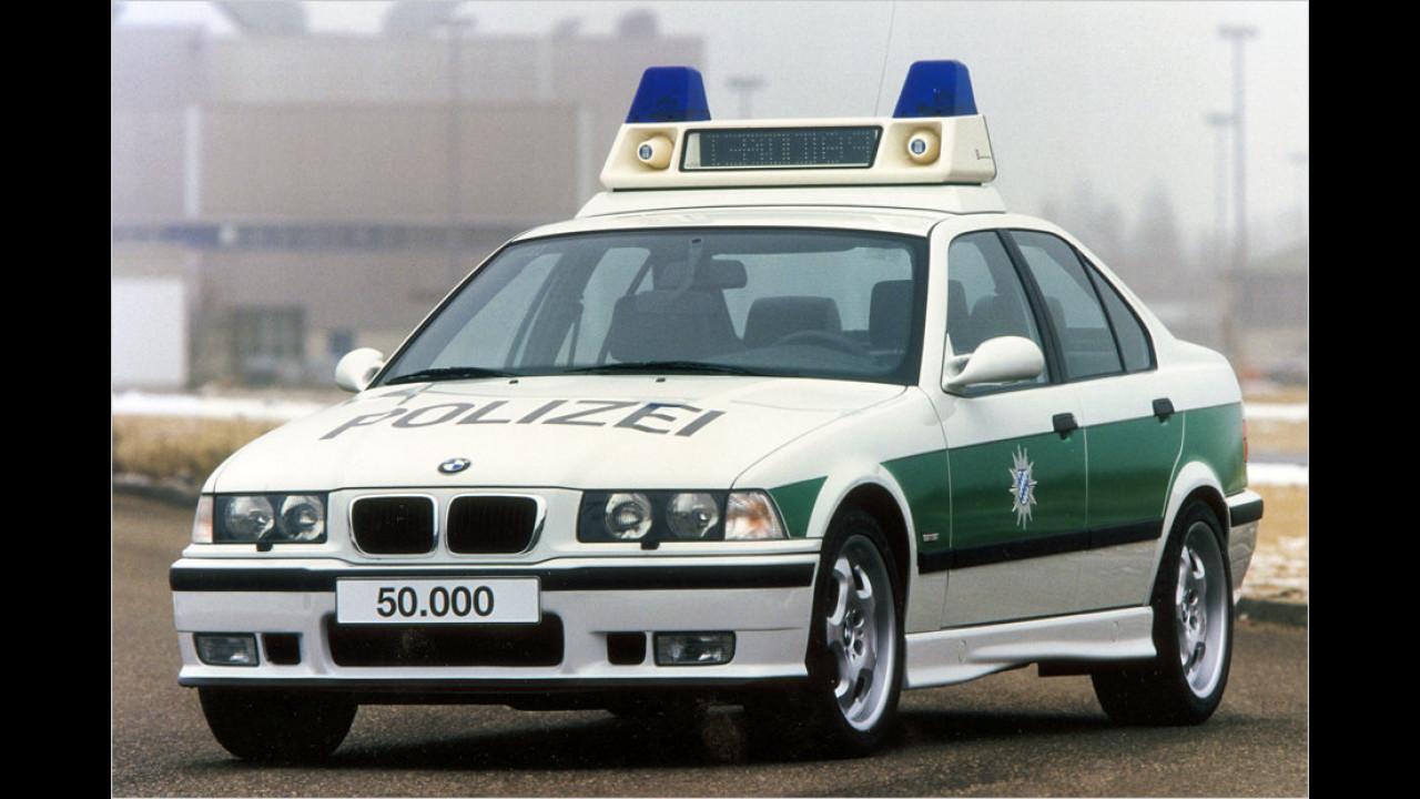 BMW M3 Polizei
