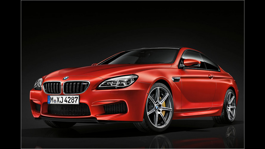 BMW zeigt schärfste 6er