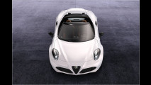 Alfa 4C: Der Spider kommt