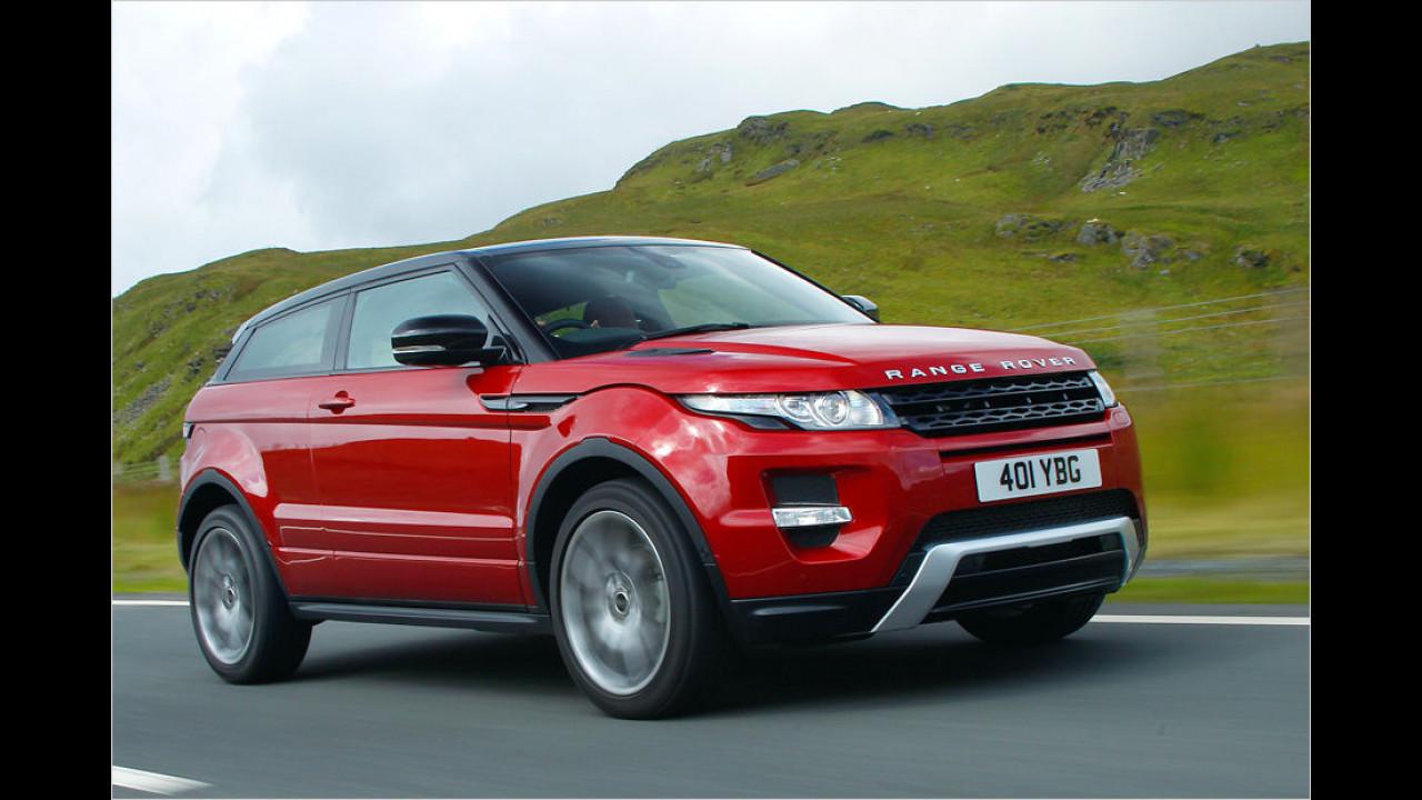 Range Rover Evoque Coupé eD4 2WD