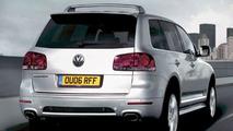 Volkswagen Touareg Revised (UK)