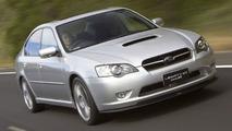 New Subaru Liberty GT