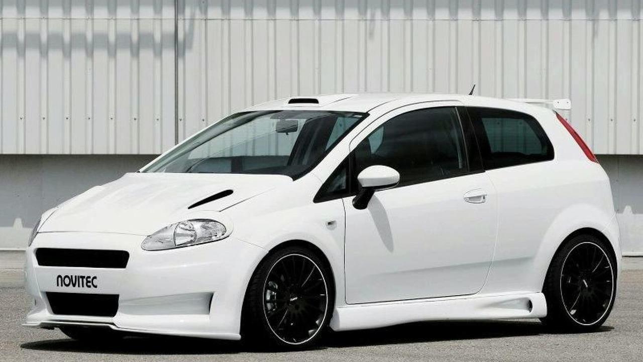 Novitec Fiat Grande Punto X-One