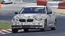 2016 / 2017 BMW 5-Series spy photo