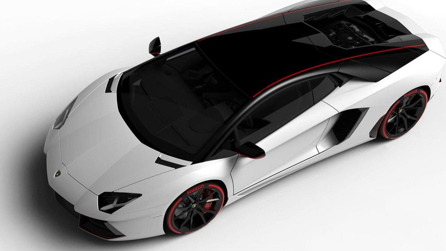 Lamborghini Aventador LP 700-4 Pirelli Edition unveiled