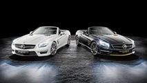 Rosberg and Hamilton create Mercedes-Benz SL63 AMG World Championship 2014 Collector's Edition