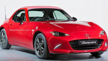 2016 Mazda MX-5 Coupe render