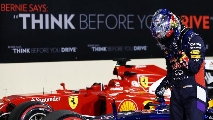 Red Bull still blocking Vettel's Ferrari test