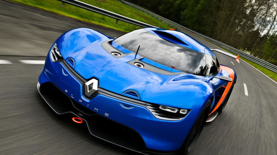 Renault and Caterham to co-develop the new Alpine - report