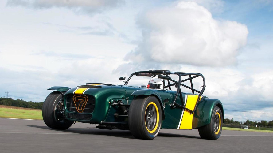 Caterham Alpine-based sports car concept coming early next year - report