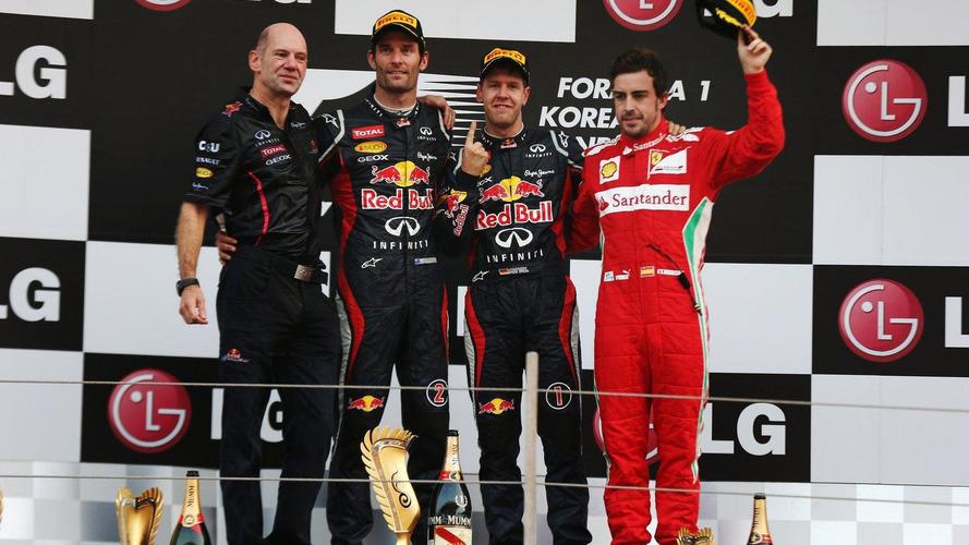 2012 Korean Grand Prix [RESULTS]