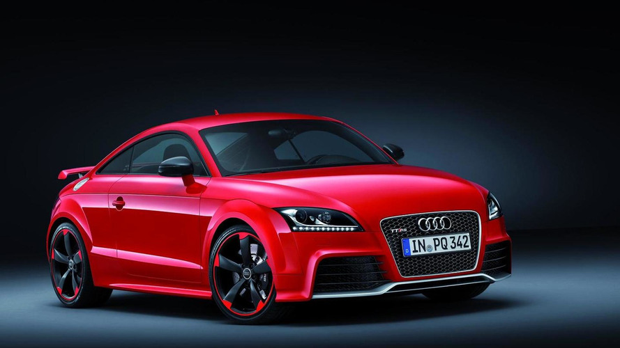 Audi explains the racing heritage of the TT RS [video]