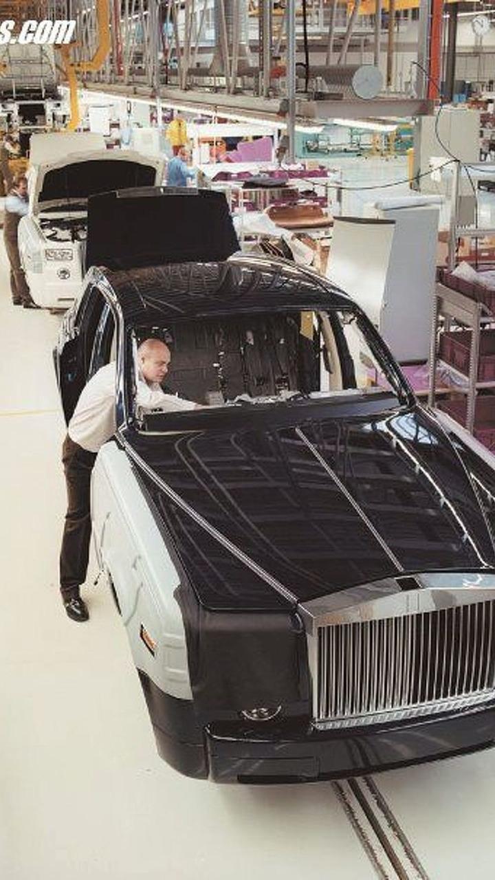 Rolls Royce Factory
