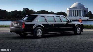 La limousine Cadillac du Président des États-Unis