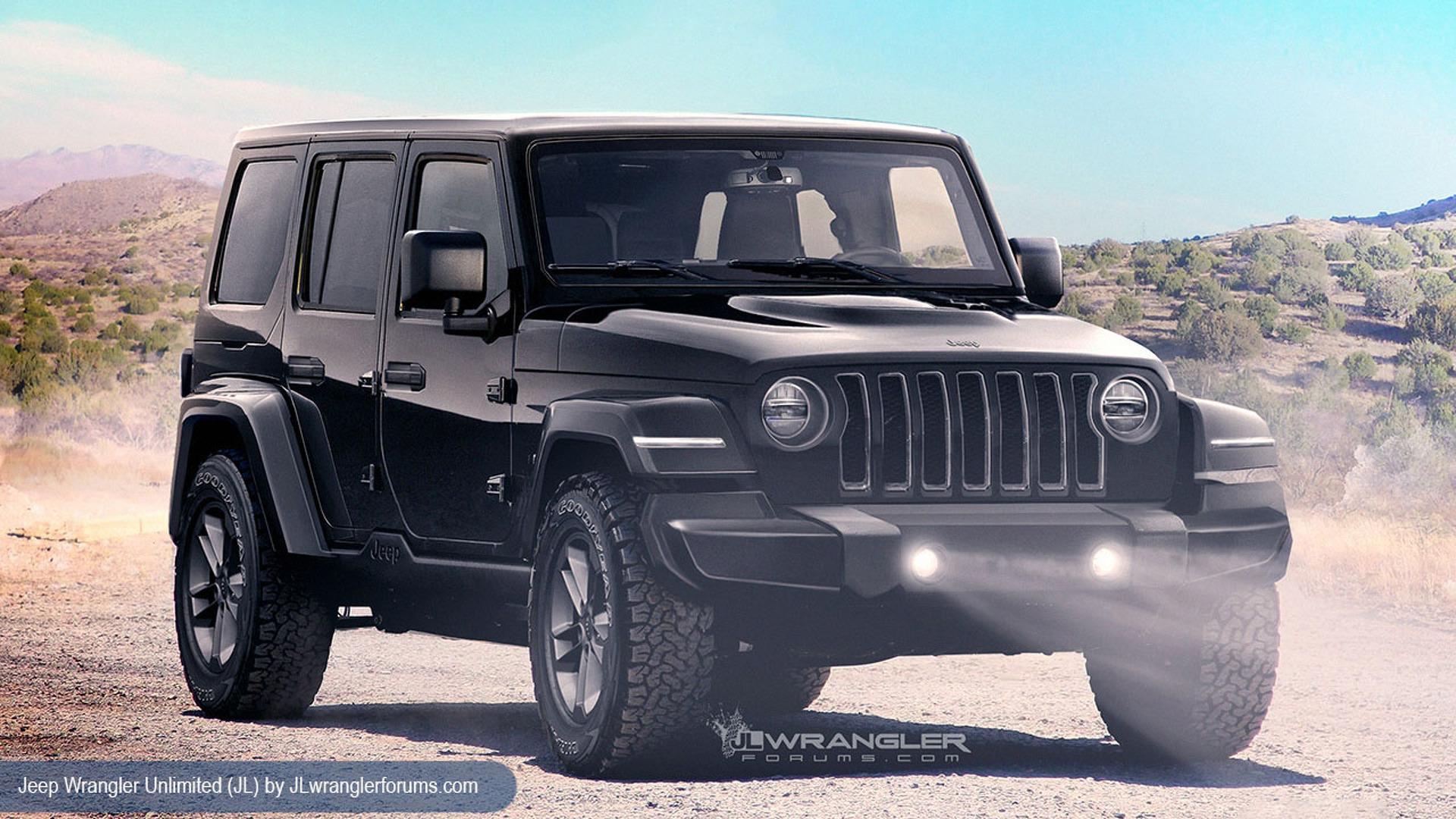 Next-gen Jeep Wrangler production to begin in November